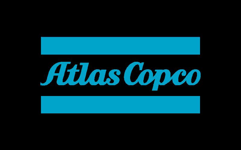 Логотип Атлас Копко