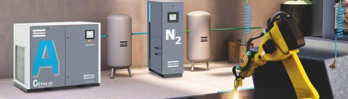 генератор азота-установка