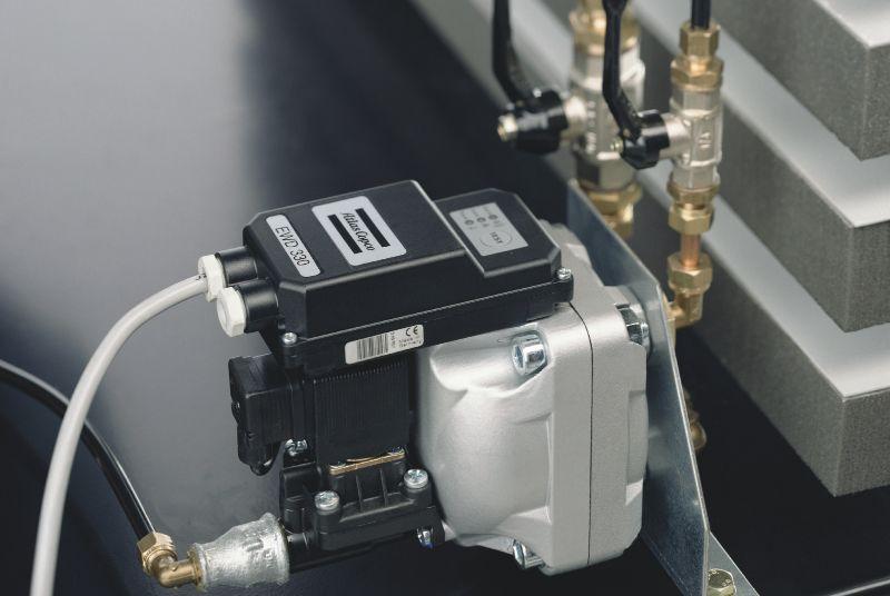 электронный дренажный клапан атлас копко